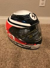 Scorpion EXO-R2000 Fortis Helmet XL White/Orange NEW IN BOX