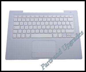 "Apple MacBook A1181 A1185 13"" UK Keyboard/Top Case/Palmrest 613-6408 DD#1 CT1"