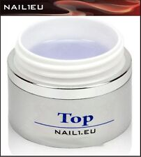 "UV Gel De Sellado Transparente,brillo,con filtro "" nail1eu Mejor"" 30ml protector"
