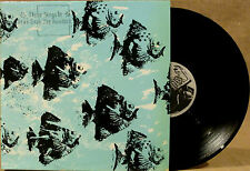 """NEW UNPLAYED IMPORT 12"""" SINGLE: THREE SONGS BY GRAB GRAB THE HADDOCK  Cherry Red"""