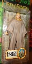 LORD OF THE RINGS COUNCIL LEGOLAS FIGURE MINT ON CARD