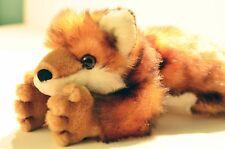 """Furry 1992 17"""" Purr-Fection Fox Plush  MJC VERY CUTE"""