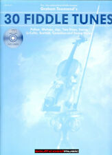 GRAHAM TOWNSEND 30 FIDDLE TUNES SONG BOOK & CD VIOLIN