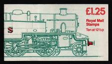 FK6Ba TANK ENGINE corrected rates STAMP CYL BOOKLET £1.25 RIGHT RM superb perfs