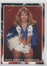 1993 Score Group Dallas Cowboys Cheerleaders Carl Charon Carrie Chapman #8