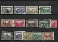 bosnia and hertzegovina used stamps 1901-14 ref 7962