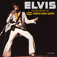 Elvis Presley • As Recorded At Madison Square Garden CD 1972 RCA 1992 •• NEW ••