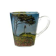 * Jameson & Tailor Lighthouse Design Glass Mug/Cup - 0.3L - Gift Mug -  Boxed *