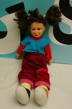 "Punky Brewster Doll Need TLC 19"" Vintage Doll"