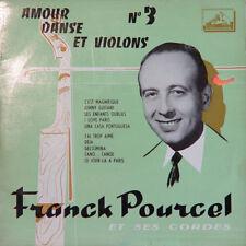 FRANCK POURCEL Amour Danse Et Violons N° 3 FR Press La Voix De.. FFLP 1050 25 Cm