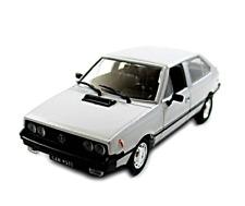 FSO POLONEZ COUPE YEAR 1978, WHITE DEAGOSTINI SCALE 1:43 CAR MODEL