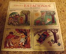 A Book of Seasons by Alice & Martin Provensen (1982) El libro de las Estaciones