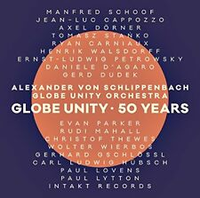 Globe Unity Orchestra - Globe Unity - 50 Years [CD]