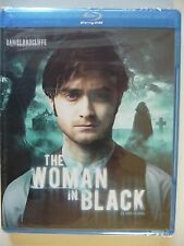 The Woman in Black (Blu-ray, 2012) Daniel Radcliffe (NEW)