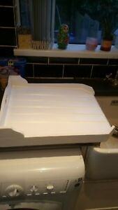 BELFAST SINK  DRAINER  OLD SCHOOL SHABBY CHIC ALL WHITE    BOARD