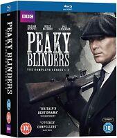 Peaky Blinders - The Complete Series 1 - 4 (Blu-Ray)