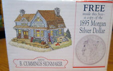Liberty Falls Collection ~ B. Cummings Signmaker ~ Mint In Box Ah130
