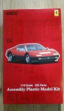 Fujimi 1/16 Ferrari BB 512 Excellent Condition SUPER RARE 255 Parts