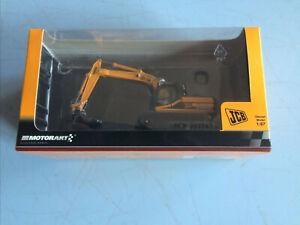 MOTORART 13138 JCB JS220 Excavator in 1:87 scale, BNIB