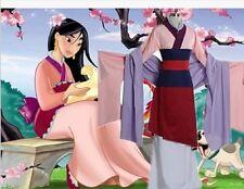 Hua Mulan Princess Cosplay Costume 2nd