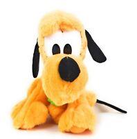 "Disney Pluto Plush Puppy Dog Stuffed Mickey and Friends Toy 12"""