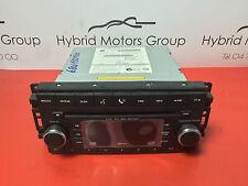RADIO CD DODGE NITRO ORIGINALE / ORIGINAL AUTORADIO DODGE NITRO 05064924AE