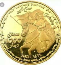 Kurdistan 2003/AH 1424 1000 Dinar Gold Coin Proof. Only 100 Coins Ever Minted !