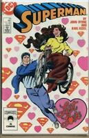 SUPERMAN #12, VF/NM, John Byrne, Kesel, 1987, more DC & SM in store