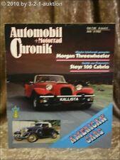Automobil & Motorrad Chronik 5/83 Morgan Threewheeler S