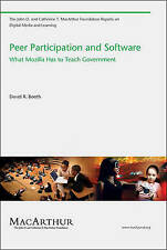 Peer Participation and Software: What Mozilla Has to Teach Government (The John