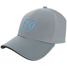 Puma  Patch 2.0 with Gray Blue Logo Golf Hat  Free Masters Ball Marker