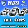 Rocket League All Import Cars Xbox One Octane Fennec Dominus Cyclone Breakout