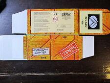 BOITE VIDE NOREV  CITROEN 2CV AZU  1961  EMPTY BOX CAJA VACCIA