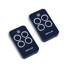 Genius Echo Tx4 Rc 433 Mhz Remote Control Transmitter Garage Door Openers Lot 2