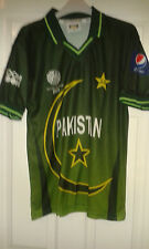 Mens Cricket Jersey Shirt - Pakistan - Boom Boom - ICC Cricket World Cup 2011 M