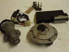 Honda X11 2000 model lockset with HISS lock system(38770-MCC-6100 9614-100856)