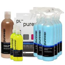 PureWax Waterless Car Wash / Detailer 6 Pack Bundle Discount