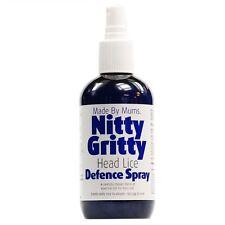 Nitty Gritty cabeza Piojos spray de defensa 250ml 1 2 3 6 paquetes