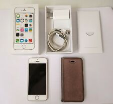 **WOW** Apple iPhone 5s - 16GB - Gold (Unlocked) A1457 (GSM) with Accessories