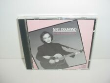 Neil Diamond The Best Years of Our Lives Cd