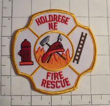 Holdrege Fire Rescue Patch - Nebraska