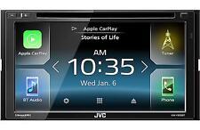 "JVC KW-V830BT In-Dash 6.8"" Car Stereo 2-DIN DVD Receiver w/ Bluetooth & Remote"