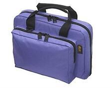 "New Authentic US Peace Keeper Mini Range Bag 12.75""x8.75""x3"" Nylon Purple P21104"