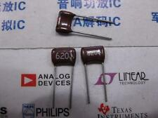 10x  62Ω Susumu Noninductive Resistor  62R  5mm