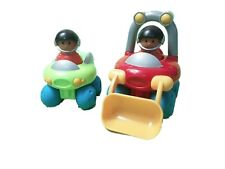 ELC Happyland Space Bundle Astronauts and Moon Buggy Toy Bundle