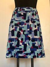 Leota NWT Women's Lilian Fit N Flare Skirt Glow X-Small XS