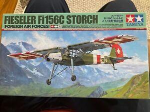 Tamiya 25158 1/48 Fieseler Fi156C Storch (Foreign Air Service)