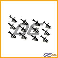 BMW E38 E39 E46 OEM Bumper Trim Door Set of 12 Rivet Clip Retainers 51118174185