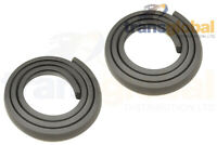 Hardtop Side to Body Lower Rubber Seal x2 for Land Rover Defender 110 333487