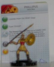Brave and the Bold Heroclix 027 Phillipus